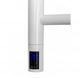 Электрический полотенцесушитель Пируэт поворотный (углерод. сталь)