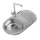 Кухонная мойка Teka DR 78 1B 1D 10130003