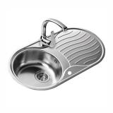 Кухонная мойка Teka DR 80 1B 1D 10110007