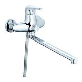 Смеситель для ванной одноручковый NPO-6171