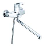 Смеситель для ванной одноручковый NVL-6135