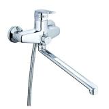 Смеситель для ванной одноручковый NVL-6169