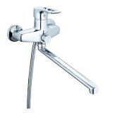 Смеситель для ванной одноручковый NVL-6181